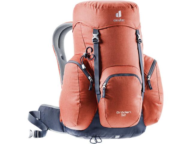 deuter Gröden 32 Backpack lava/navy